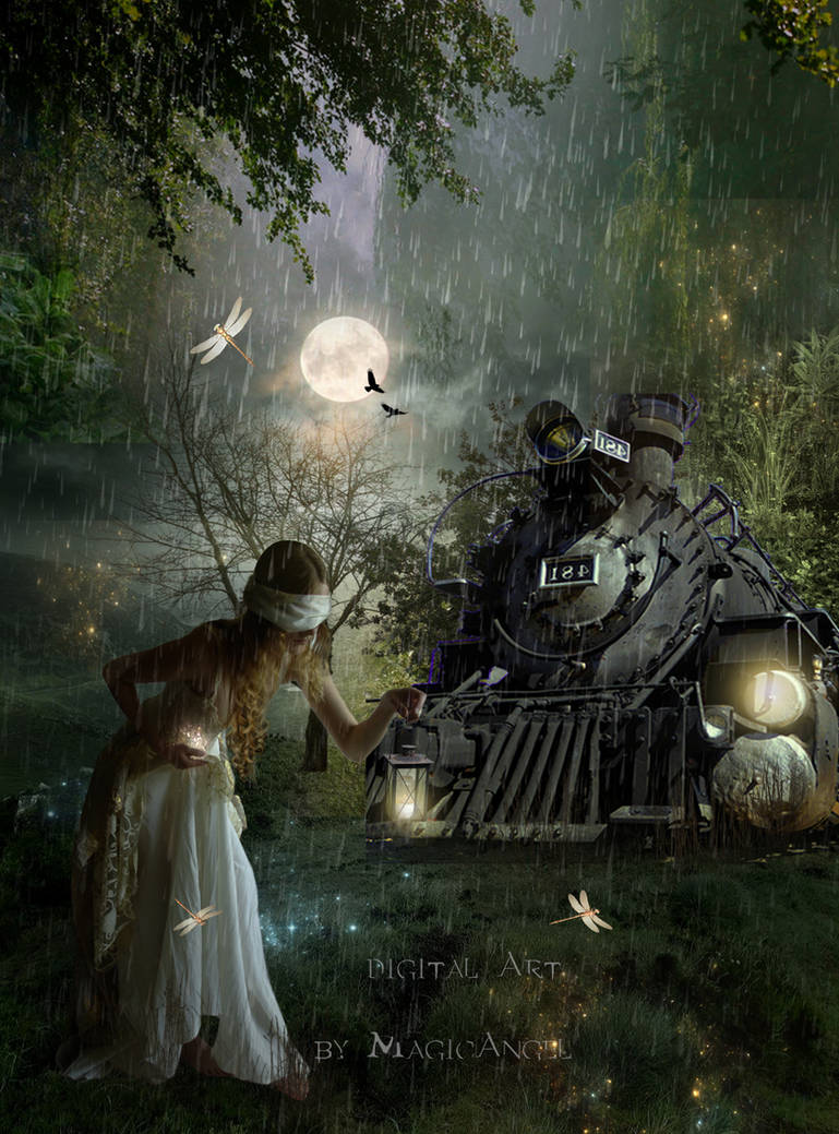Dream Express by MagicAngel8773