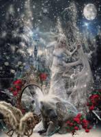 Snow Queen by MagicAngel8773