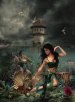 The Mermaid by MagicAngel8773