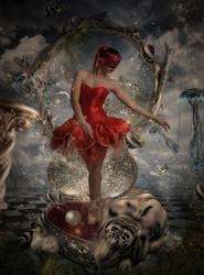 Magic Sea by MagicAngel8773