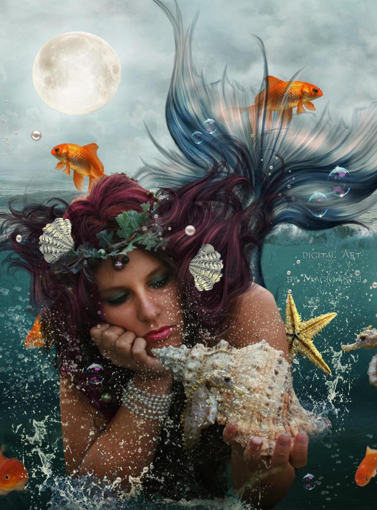 Mermaid Dreams by MagicAngel8773
