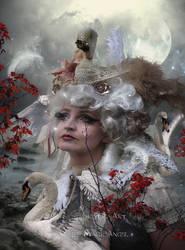 Secret Swan by MagicAngel8773