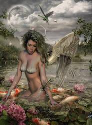 Angel Of Mine by MagicAngel8773