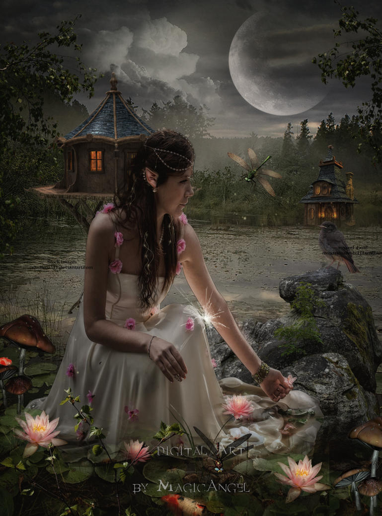 Fairy Of Romance by MagicAngel8773