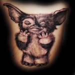 Mogwai Gizmo Tattoo