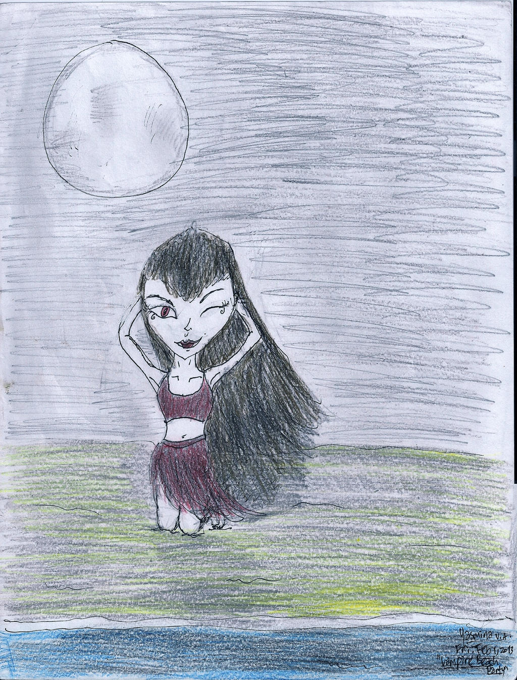 Vampire's Vacation