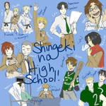 Shingeki no High School