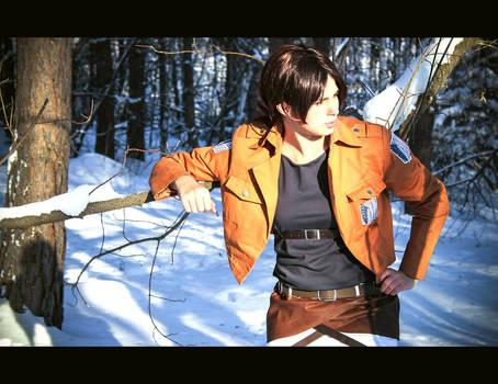 Shingeki no kyojin - Ymir