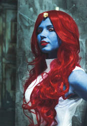 Mystique cosplay - X-men by es-serath