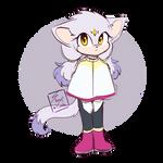 Aurora the cat (Silvaze fanchild)