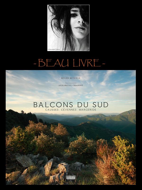 BALCONS DU SUD by Annabelle-Chabert