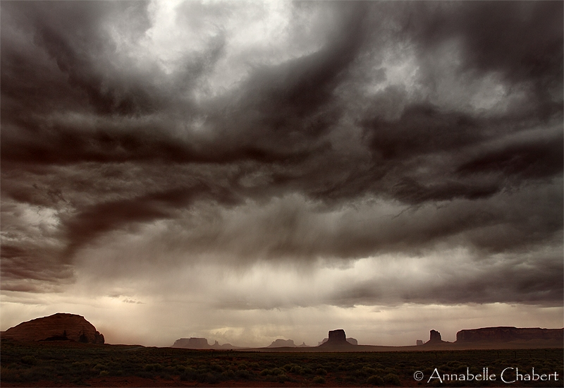 West contrast by Annabelle-Chabert