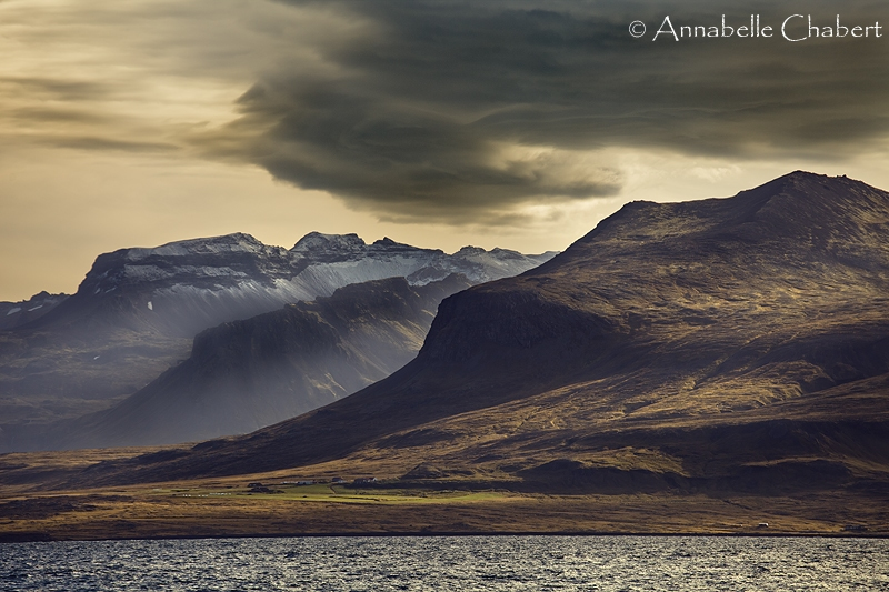 Snaefellsness by Annabelle-Chabert