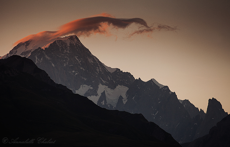 Mt Blanc by Annabelle-Chabert