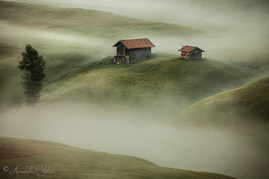 The little house of nowhere