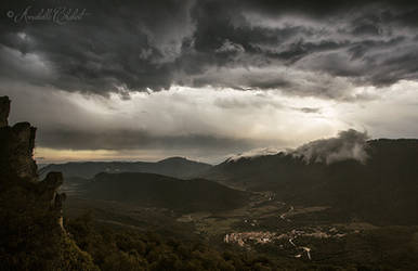 Corbieres by Annabelle-Chabert