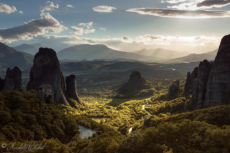 Meteora by Annabelle-Chabert