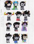 the 12 trolls
