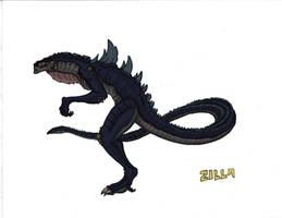 Zilla by Kaijudude