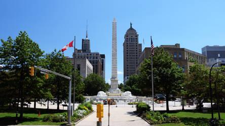 Mckinley monument - Buffalo