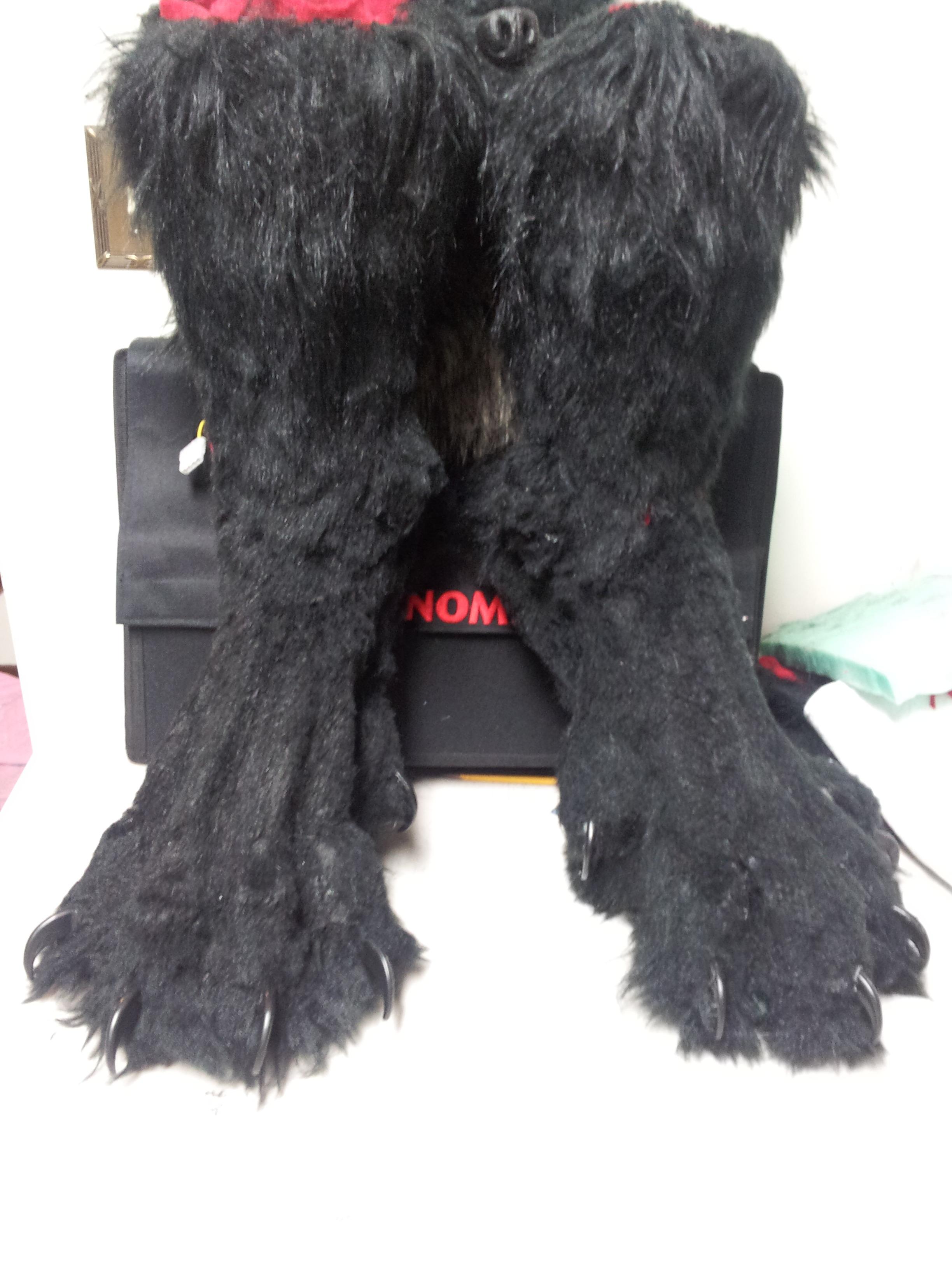 Werewolf Foot Paws by RatTrapStudios Werewolf Foot Paws by RatTrapStudios  sc 1 st  DeviantArt & Werewolf Foot Paws by RatTrapStudios on DeviantArt