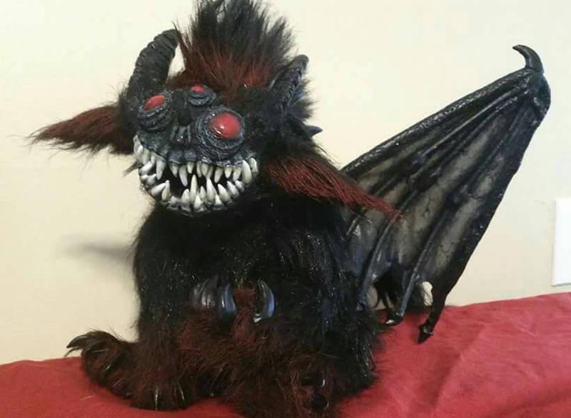 Bat Monster For Sale!  by RatTrapStudios