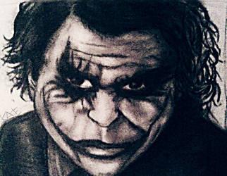 The Joker by KylerAndrae