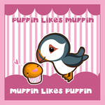 Puffin likes...