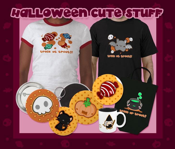 Halloween Cute Stuff by SquidPig on deviantART - Cute Halloween Stuff