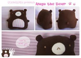 Hugo the Bear Plushie