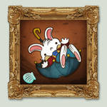 The Caucus Race - White Rabbit