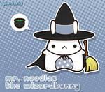 Mr Noodles - The Wizardbunny