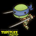 Leonardo - Kawaii Mutant Ninja Turtles