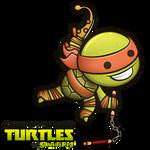 Michelangelo - Kawaii Mutant Ninja Turtles
