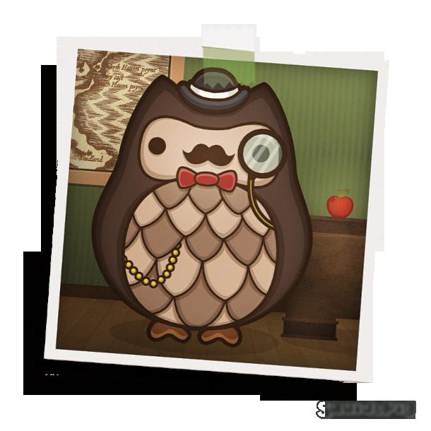 Mr Wilson-o'clock-mayer the head of school by SquidPig