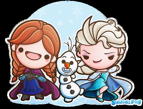 Kawaii Frozen