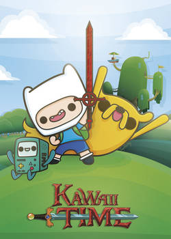 Kawaii Adventure Time