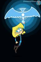 1 - LORI BLUE LANTERN (By ThunderSTeam) by ThunderSTeam