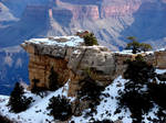 Grand Canyon Winter 6 - stock
