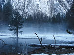 Winter Pond 2 - stock