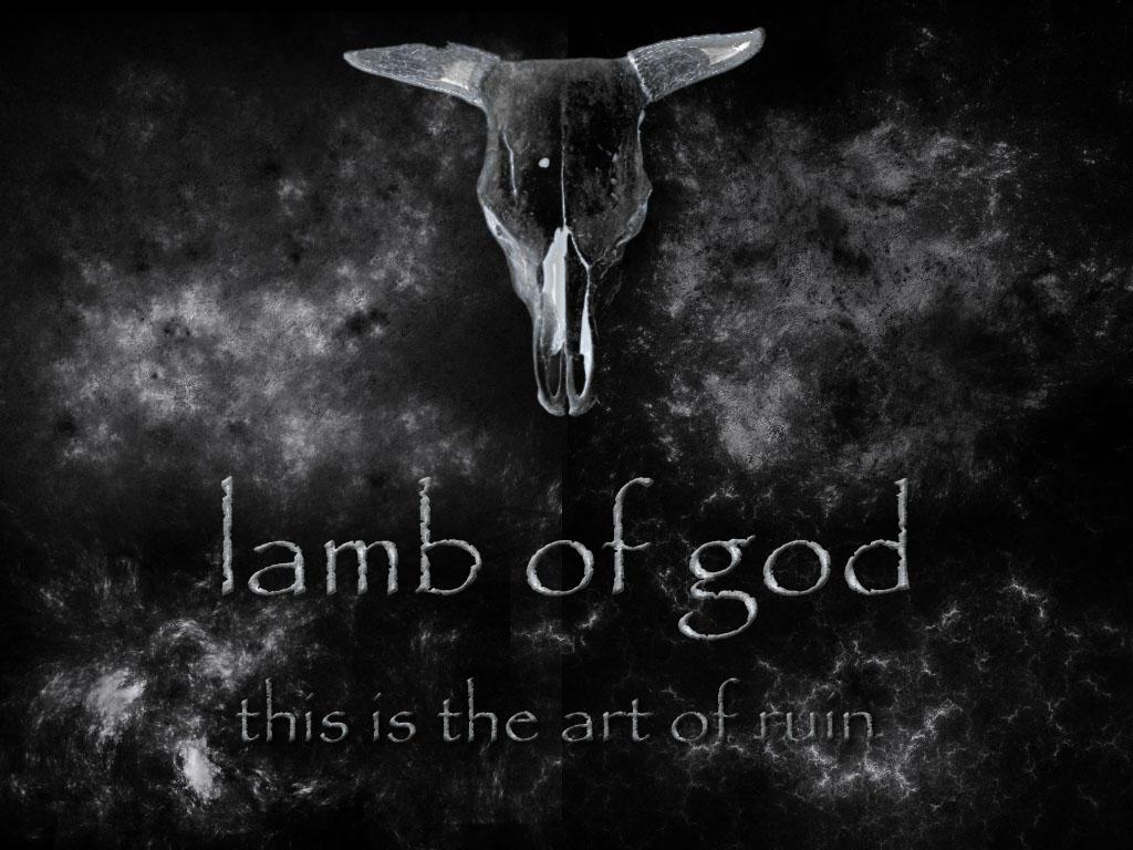 Lamb Of God By Fans