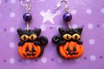 Cats_Earrings