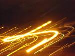 Laserowy taniec - 1