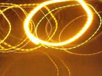 Laserowy taniec - 2