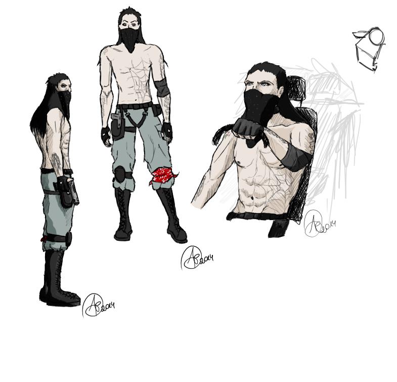 Saints Row 2 Styles By TheAjsAx On DeviantArt