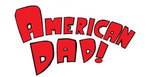 american dad logo