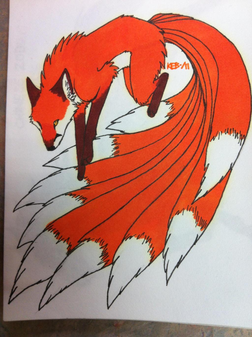 Fox tattoo ideas on pinterest fox tattoos foxes and geometric fox