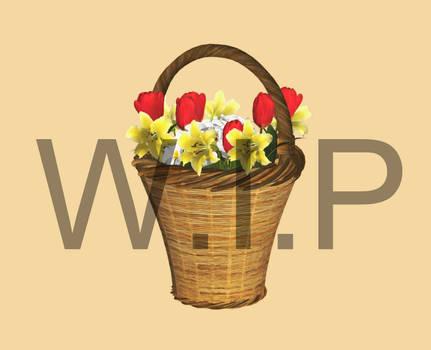FF7R: Aerith Basket (W.I.P)