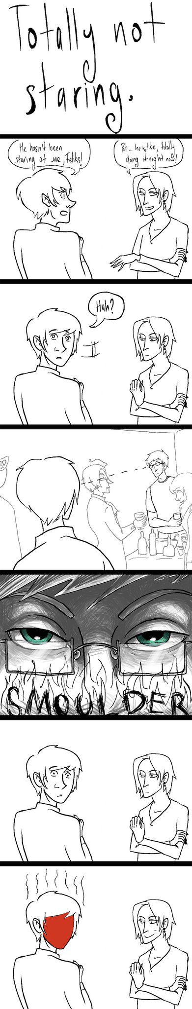 APH: Let Me In Comic by deepwoodwayfinder