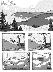 APH: Haltija Page 1 by deepwoodwayfinder